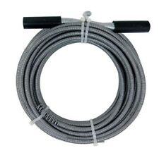 25' Pipe Drain Auger / Snake Clog Remover