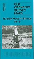 Yardley Wood and Shirley 1914: Warwickshire Sheet 19.10 (Old Ordnance Survey Map