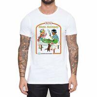 My First Alien Autopsy Funny Ringer T-shirts  Men/Women V-Neck Short Sleeve Top