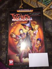 w.i.t.c.h witch Disney comic preview issue Halloween ( #1 ) comicfest new