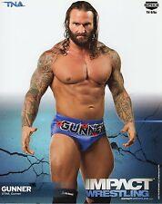 "Artillero TNA Impact Wrestling Wwe 8x10"" foto de promo"