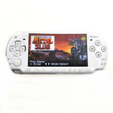 Refurbished Silver Sony PSP-2000 Handheld System Game Console PSP 2000