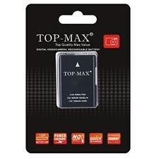 TOP-MAX EN-EL14 EN-EL14a Li-ion Battery for Nikon D3300 D3400 D5300 D5500 D5600