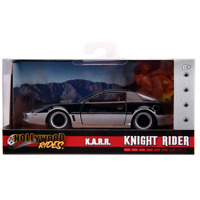 Knightrider KARR 1982 Pontiac Firebird Jada 31116 Scale 1:32