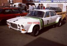 PHOTO  BIG CAT 2 - WHITE: BRIAN POLLARD'S XJ6 PETERBOROUGH MOTOR CLUB 20.10.84