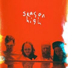 Little Dragon - Season High (1LP Vinyl Gatefold + CD) Because Music NEW + OVP