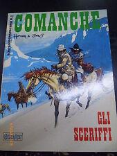 GRANDI EROI n° 2 - COMANCHE - GLI SCERIFFI - COMIC ART
