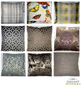 Luxury Assorted DISCOUNTED Cushions - Various Fillings & Sizes - Bespoke Items