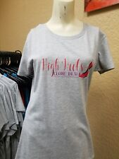 High Heels Close Deals Realtor T-Shirt