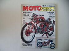 MOTO STORICHE E D'EPOCA 3/1999 RTM/GUZZI SUPERALCE/JAWA 250 SIX DAYS/BSA DBD 34