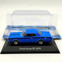 IXO Altaya 1:43 Dodge Polara RT 1974 Diecast Models Limited Edition Collection