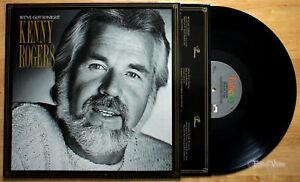Kenny Rogers - We've Got Tonight (1983) Vinyl LP •PLAY-GRADED• Sheena Easton