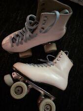 Rollschuhe Roller Skates Leder Gr. 37 / 38