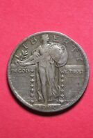 1920 P Standing Liberty Quarter Exact Coin Pictured Flat Rate Shipping OCE554