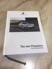 Porsche Panamera S 4S Turbo Brochure December 2008 2009 Hardback 172 pages