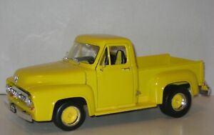 ROAD LEGENDS 1:18 SCALE 1953 FORD F-100 PICK-UP TRUCK YELLOW/BLACK PLEASE READ