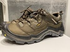 Keen Durand Low WP - Low Rise Hiking Shoes - Cascade Brown/Brindle - UK13