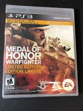 Medal of Honor Warfighter [ Limited Edition ] (PS3) NEW