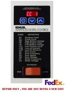 KOHLER POWER SYSTEMS ADVANCED DIGITAL CONTROL GM 28707 GM34969 GM47985 REPAIR