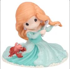 Precious Moments Disney Little Mermaid Ariel & Sebastian New 182092