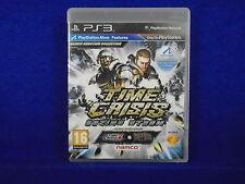 ps3 TIME CRISIS RAZING STORM S* Includes Time Crisis 4 &Deadstorm Pirates PAL UK