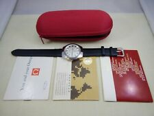 Vintage 1970s Omega Electronic F300 Hz Chronometer Men's Watch + Case and Papers