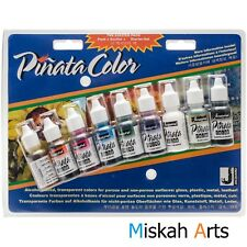 JACQUARD PINATA Alcohol Inks 14ml X 9 BOTTLES - THE EXCITER PACK