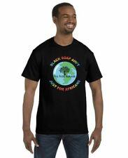 """Fra Fra's Naturals """"Black Soap AI no sólo para los africanos"""" obra benéfica T-Shirt"""