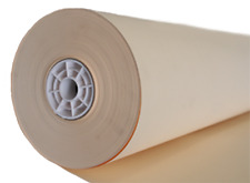 "Roll of Manila Pattern Paper (Medium Weight 125)  48"" Wide x 420' Long- Made USA"