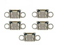 Replacement Charging Port Jack For Samsung Galaxy Note 5 - (Pack of 5)
