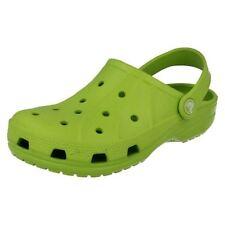 Scarpe verde da infilare per bambine dai 2 ai 16 anni