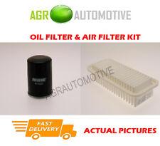 PETROL SERVICE KIT OIL AIR FILTER FOR TOYOTA YARIS 1.0 69 BHP 2010-