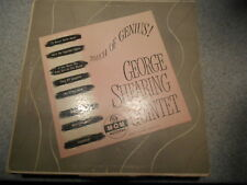 GEORGE SHEARING QUINTET  TOUCH OF GENIUS   10 INCH  LP      475