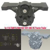 Transfer Case Gearbox for 1/14 TAMIYA MAN 620 1851 3363 RC Tractor Trailer New
