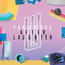 PARAMORE AFTER LAUGHTER CD 2017