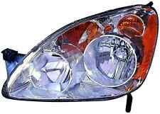 New Honda CRV 2005 2006 left driver headlight head light Japan built