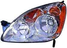 New Honda CRV 2005 2006 left driver headlight head light Japan built