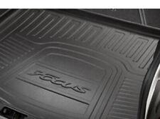 12-18 Ford Focus 4 Door Sedan (W/O Subwoofer) Black Cargo Trunk Protector Liner