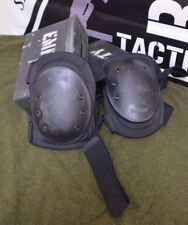 Blackhawk Hellstorm Black Tactical Knee Pads Military Police Airsoft Swat Army