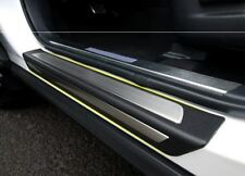Fit for Lexus NX200 200t NX300h 2015-18 Outer Side Door Sill Scuff Plate Cover