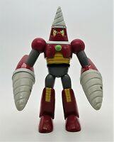 """1995 Bandai Mega Man """"DRILL MAN""""  5.5"""" Action Figure"""