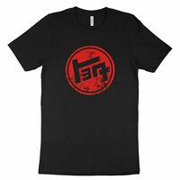 Toyota Retro TEQ Classic Vintage Grungy Logo Supra Land Cruiser Unisex T-Shirt