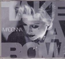 Madonna-Take A Bow cd maxi single