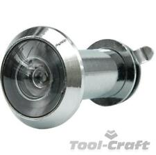Door viewer, door peep viewer, spy hole 180 degrees adjustable 35-50 mm