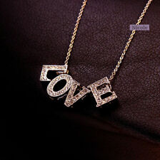 Unbranded Rose Gold Plated Fashion Necklaces & Pendants