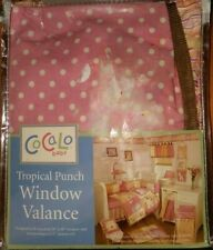 CoCalo Tropical Punch Window Valance
