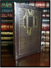 Brooklyn ✎SIGNED✎ by COLM TOIBIN Sealed Easton Press Leather Bound Collectible