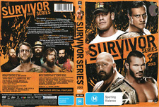 WWE Survivor Series 13   2013 (DVD, 2013) New  Region 4