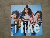 """KUT KLOSE 'I LIKE' 1995 12"""" FULL LENGTH ORIGINAL VINYL UK RELEASE"""