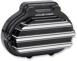 Arlen Ness Black Transmission Side Cover - 03-823 26-3650 1105-0110